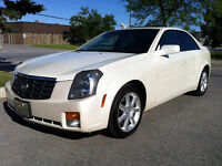2005 CADILLAC CTS - ULTRA PREMIUM - LEATHER / ROOF / 1 OF A KIND