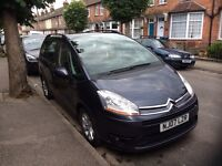 7seater Citroen C4 grand Picasso
