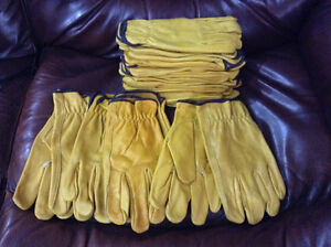 New 100% leather gloves!