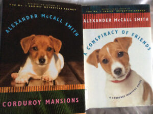 Corduroy Mansions Series (Alexander McCall Smith).