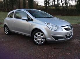Vauxhall/Opel Corsa 1.4i 16v ( 100ps ) ( a/c ) auto 2010.5MY Exclusiv
