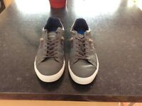 Lacoste leather casual shoes