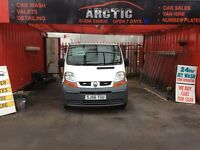 Renault traffic ARCTIC VAN SALES