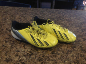 Soccer shoes size 2 and 3