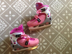 Disney Princess Adjustable Skates (13,1,2,2.5)