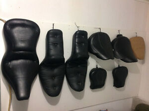 Harley Davidson Pillion Pads for FXST/FLST, shipping available