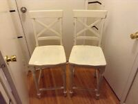 2 high chair from Pier 1 Imports