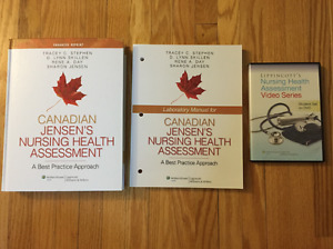 BScN Nursing Textbooks (Year 1, 2, and 3)
