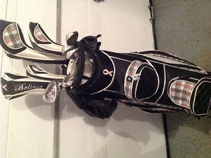 Woman's Full Golf set and bag - Sac de golf complet pour femme West Island Greater Montréal image 2