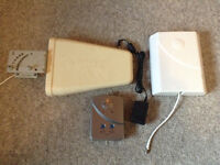 Wilson DB Pro Signal Booster Whole Home