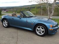 1997 BMW Roadster & Coupe Convertible