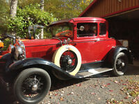 1931 Ford Model A Coupe***