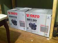 Rato 7 HP OHV Horizontal Engine, 2 available