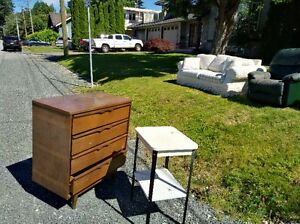 moving give away furniture
