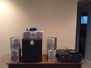 Athena speaker system