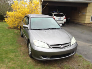 2004 Honda Civic 4 Door Sedan