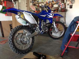 2006 Yamaha WR250F