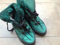 Ladies Apres Ski Boots size 4/37