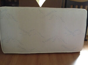 Bamboo infant mattress, Excellent condition