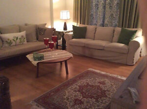 LEASE TRANSFER - OLD CONTRACT - CLEAN 2 BEDROOM / COTE ST LUC