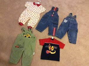 Baby Boy Clothing - Size 12 months
