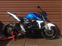 Suzuki GSR750 749cc L3 2013. Only 6420miles. Nationwide Delivery Available.