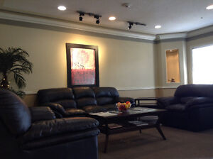 September rent free, move in now, 2 bedrooms condo in Fort Sask