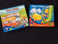 X2 orchard toys boxed games