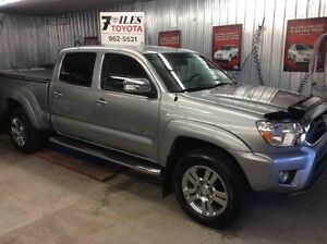 2014 Toyota Tacoma gris Camionnette