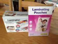 Laminator/Pouches