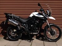 Triumph Tiger 800XC ABS. 2013. Only 8240miles. Delivery Available *Credit & Debit Cards Accepted*