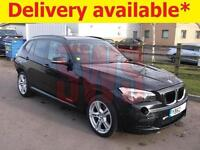 2013 BMW X1 XDrive 20d M Sport Auto 2.0 DAMAGED REPAIRABLE SALVAGE