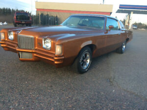 "1971 Pontiac Grand Prix GP 400 big block ""Air Car"" TRADES"