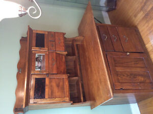 Antique Hamilton Hutch