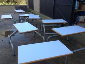 Modular canteen/restaurant furniture