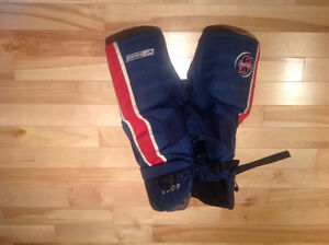 Aces hockey pants