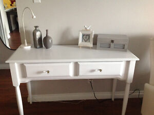 Table console, ou buffet
