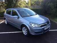 2005 Vauxhall Astra 1.6 Club Twinport-12 months mot-great value family car-great condition