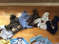 Vêtements de bebe