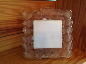 Mikasa crystal - picture frame