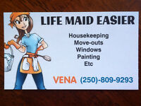LIFE MAID EASIER..You've got it MAID now!!