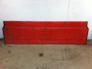 Reduced! Front box header panel for 1967 - 72 GM trucks.