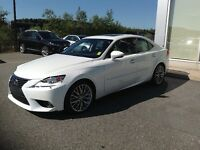 2014 Lexus IS Luxury Sedan- Lease Take over