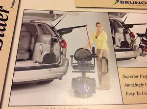 Curb-Sider Vehicle Lift