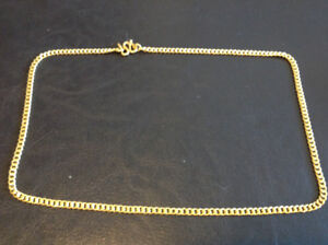 24K Solid Gold Chain
