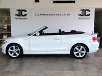 2010 BMW 1 Series 2.0 118i Sport 2dr Petrol white Manual