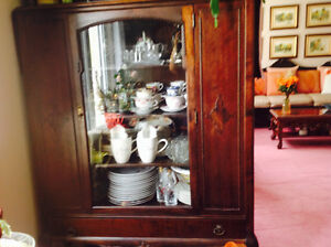 Antique Display cabinet, antique