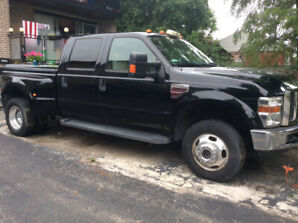 FORD F350 DULLY 2008 DIESEL 6.4 L$18000 WITH SAFTEY & E TEST