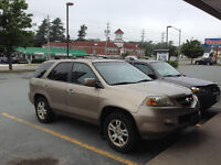 2004 Acura MDX Runs Perfect, Drives Great Today Only Price