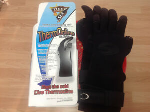 New -Deep Sea Divers Gloves